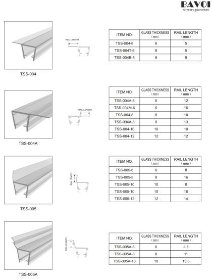 شفاف آب بندی تولید کننده نوار برای 6-12MM [TSS-004,004A، 005,005A]
