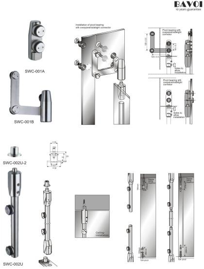 Marco-Swing door system manufacturer[SWC-001A,001B,002U-2,002U]