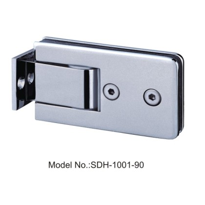 90 Degree Rectangle Shower Door Hinges for 8-12mm Thick Glass to Glass[SDH-1001-90]