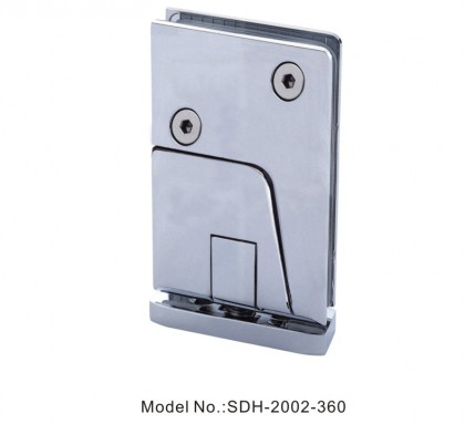 360 Degree Top or Bottom mount Shower Door Pivot Hinges Full Rotation[SDH-2002-360]