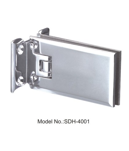 90 Degree Automatic Close Shower Door Hinges When being closed[SDH-4001]