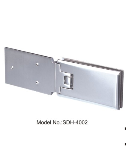 90-180 Degree Glass to Wall Shower Door Hinges Automatically Close[SDH-4002]