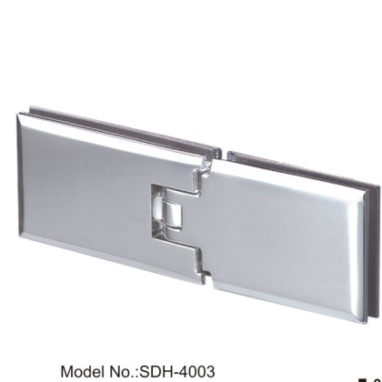 90 to 180 Degree Automatic Close Shower Door Hinges Glass to Glass[SDH-4003]