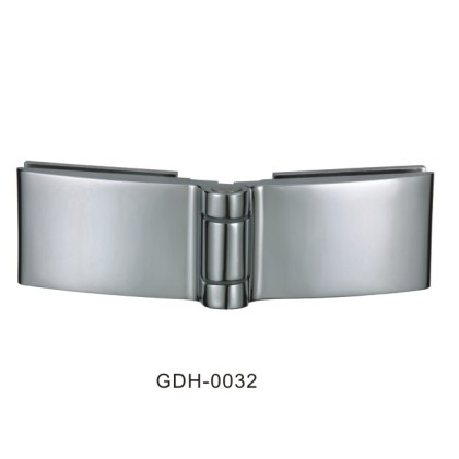 Glass to Glass Beveled Edge Glass Door Hinges[GDH-0032]