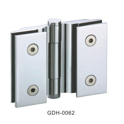 Glass to Glass Sharp Square Glass Door Hinges[GDH-0062]