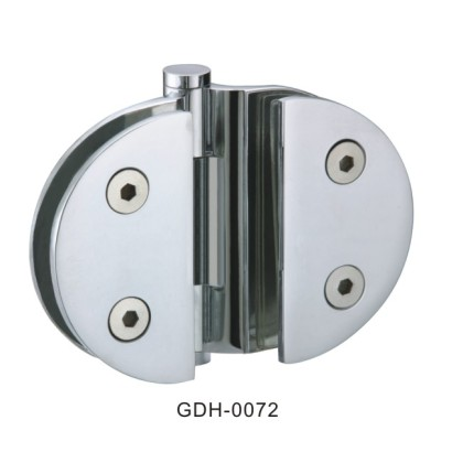 Glass to Glass Round Glass Door Hinges[GDH-0072]