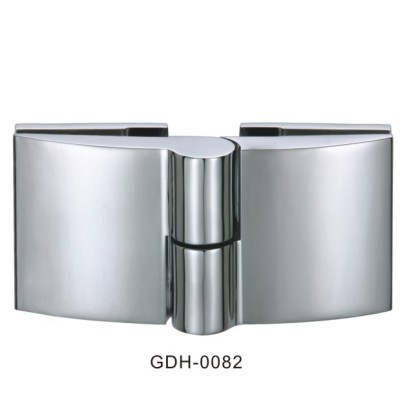 Glass to Glass Beveled Edge Glass Door Hinges[GDH-0082]