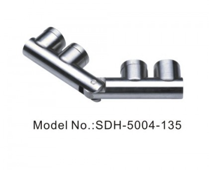 Barton-90-180degree Shower Hinges solution for 8-12mm thick glass door[SDH-5004-135]