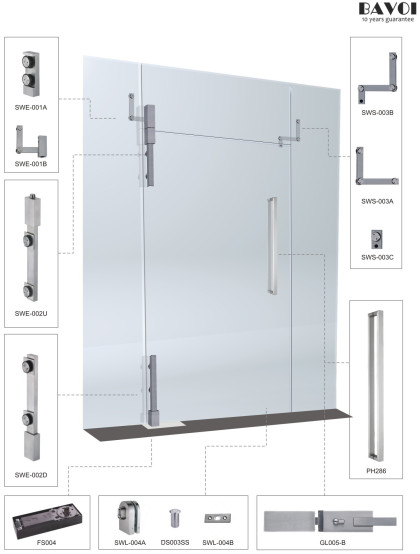 Maurice-Swing door system manufacturer
