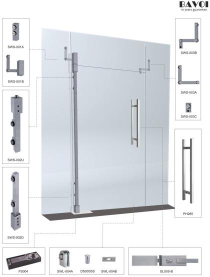 Michael-Swing door system supplier