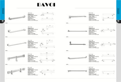 Sliding door system component parts manufacturer[GFK-301,2,3,4,5,6,7,8,9,10]