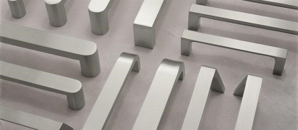 Casting door pull handles in stainless steel material