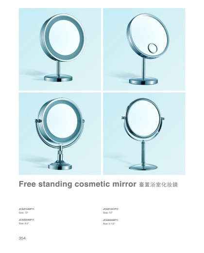 Free standing Cosmetic Mirror China manufacturer
