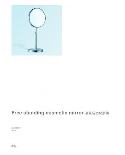 Deck mount cosmetic mirror China factory